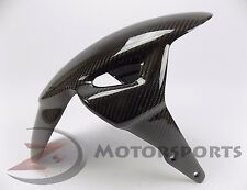 Monster 400 600 620 750 800 900 Front Fender Mud Guard Cowl Fairing Carbon Fiber