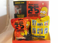 THE SIMPSONS, 25 OF THE GREATEST GUEST STARS SERIES 1 BLIND PACK