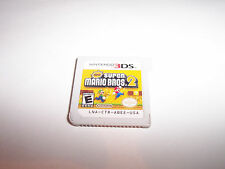 New Super Mario Bros. 2 (Nintendo 3DS) XL 2DS Game