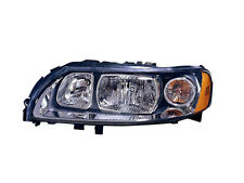 Volvo S60 2.5T T5 05-09 Halogen Head Light Lamp With Bulb 31276807-0 312768070 L