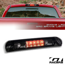 FOR 2002-2008/2009 DODGE RAM SMOKE LED 3RD THIRD BRAKE LAMP CARGO TAIL LIGHT AW