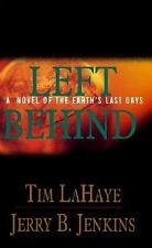 Left Behind: A Novel of the Earth's Last Days (Left Behind #1)-ExLibrary