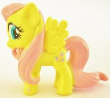 FLUTTERSHY My Little Pony FRIENDSHIP IS MAGIC TV PVC TOY Figure CUP CAKE TOPPER!
