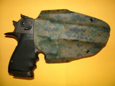 HOLSTER FOREST DIGITAL CAMO KYDEX DESERT EAGLE 357 44 MAG 50 AE MAGNUM REASEARCH