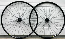"NEW Mavic 29er Wheel Set, 6 Bolt Disc, 8-10 Speed, Double Wall, 29"" MTB, Black"