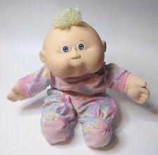 Cabbage Patch Doll Xavier Roberts SIGNED Baby 1978 1983 HTF Blue Eyes Toy VTG