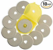 OLFA 45mm Rotary Blades, 10-pack