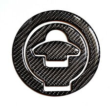 Ducati Monster 821 DARK STRIPE Real Carbon Fiber Gas Tank Cap Pad Protector