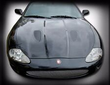Jaguar XK8 & XKR Newer R style Stainless Steel Mesh Grille for 1997-2005 models
