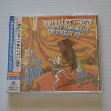 Brian SETZER ORCHESTRA - Best of the big band - 2002 CD JAPAN