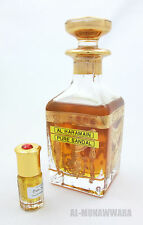 12ml Pure Sandal by Al Haramain - Traditional Arabian Perfume Oil/Attar