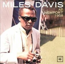 At Newport 1958 by Miles Davis (CD, Apr-2001, Sony Music Distribution (USA))