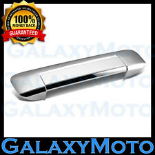 05-15 TOYOTA TACOMA Triple Chrome ABS Tailgate handle no Camera hole Cover