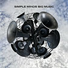 SIMPLE MINDS - BIG MUSIC-DELUXE BOX 2 CD + DVD NEU