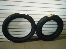 Harley Chopper Old Skool Tire Set Avon Speedmaster 3.00-21 & Shinko E240 MT90-16