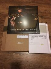 ❣RARE❣MINT SEALED LP POSTED IN OFFICIAL GM MAILER•Symphonica~George Michael Wham