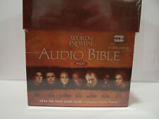 The Word of Promise CD Audio Bible NKJV Complete Audio Bible Signed by Director