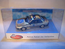 White rose collectibles ford mustang 5.0 voiture de police-plaqué or 1/43 - mib