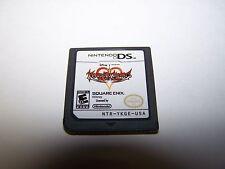 Kingdom Hearts 358/2 Days (Nintendo DS) Lite DSi XL 3DS 2DS Game