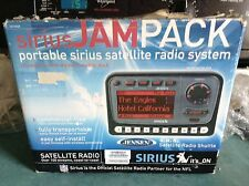 EUC RARE Sirius Jensen JPNPR1 RECEIVER XM W WIRELESS MOBILE DOCK car kit CK100SR