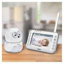 VTech Safe & Sound® Owl Digital Video Baby Monitor with Pan & Tilt Camer...