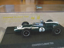 scalextric COOPER CLIMAX T53      STUNNING