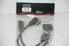 Audi iPod / media cable A1 A3 A4 A6 A7 A8 Q3 Q5 4F0051510S New genuine Audi part