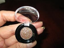 "Glitter Eye Shadow - ""Rose Gold"" - Hand Pressed"