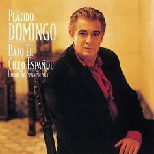 PLACIDO DOMINGO - Bajo El Cielo Espanol (CD 1996) USA EXC Under The Spanish Sky
