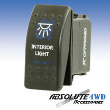 *Interior Lights* Rocker Switch Blue - ARB Carling LED Landcruiser Patrol 4x4