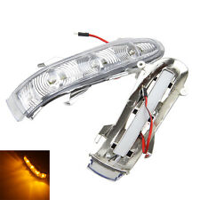 Amber Side Mirror Turn Singal Led Light Blinker For Mercedes W220 S320 S430 S500