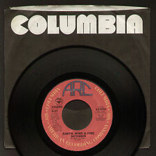 "7"" EARTH WIND & FIRE SEPTEMBER / LOVE'S HOLIDAY USA 1977 ARC COLUMBIA POP FUNK"