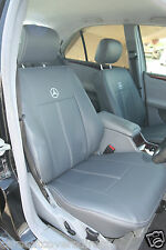 MERCEDES E-CLASS W210 GREY CAR SEAT COVERS