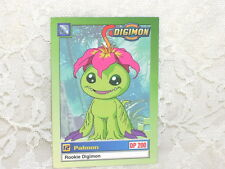 DIGIMON TRADING CARD PALMON #12 UPPER DECK 2000