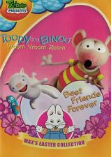 Toopy and Binoo - Vroom Vroom Zoom - Best Friends Forever (DVD) NEW