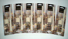 WHOLESALE LOT (6) MOOD THERAPY Fragrance Scented Oil Reed Diffuser Kit Gift Set