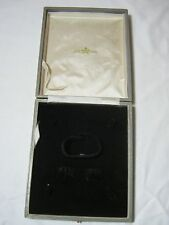 1950's Vintage Star Brand Jewelry Set Presentation crushed velvet lined box