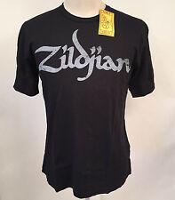 Chaser Men's T-Shirt Zildjian Black Size L NEW Cymbols Drums Grohl Ulrich Barker