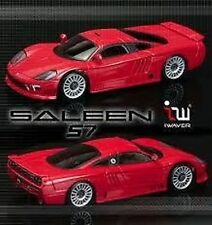 IWAVER 1:28 02M FORD SALEEN S7 ROSSA ON-ROAD CAR ELETTRICA BRUSHED 2WD RTR