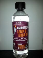 Lamp Oil  5 x 1 Litre Bottles - Smokeless,Clear for Oil Lamps and BBQ Torches