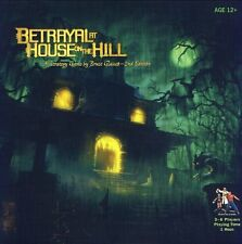 Betrayal At House On The Hill - 2nd Edition, New, Free Shipping