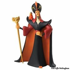 Disney Enchanting Jafar & Lago Figurine - O Mighty Evil One - Disney's Aladdin