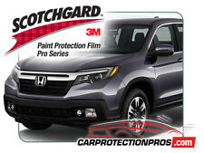 2017 Honda Ridgeline 3M Scotchgard PRO Clear Bra Paint Protection Standard Kit