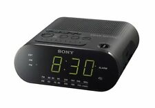 Sony ICF-C218/BC SP5 Clock Radio (Black) - Used