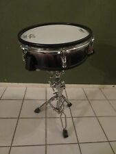 "Roland PD-125 BK 12"" Mesh Head V Drum w/ Snare Stand"
