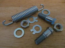99-9955 1968on TRIUMPH T120 T150 T160 TR6 CENTRE STAND SPRING & BOLT FIXING KIT