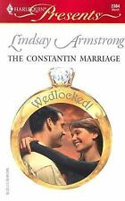 Armstrong, Lindsay .. The Constantin Marriage