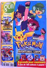 Gulli Magazine n°31 du 5/2013; Dossier géants et lutins.../ Jeux/ Epic/ Pokémon