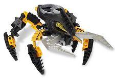 Lego 8744 Bionicle Metro Nui Visorak Oohnorak + Notice complet à 100 % de 2005