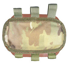 ITC Railrest MultiCam Cordura/Cheek Pad/Cheek Piece for thin-railed rifle stock